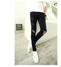 Ripped Knee Jeans Mens Black Jeans With Ripped Knees Mens U2013 Global Trend Jeans Models