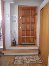 apartment entryway ideas hunky design of apartment entryway with brown wooden door again