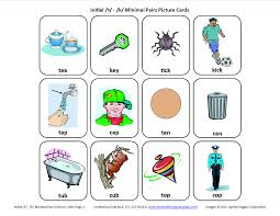 Syllable Worksheets Testy Yet Trying Initial T K Minimal Pairs