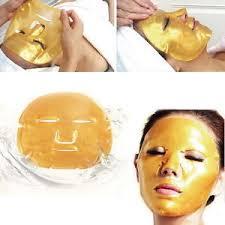 Collagen Mask 5x gold collagen mask anti aging moisturizing
