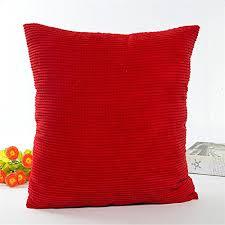 taie d oreiller pour canapé vi yo carré couvre lit taie d oreiller doux maïs noyaux corduroy