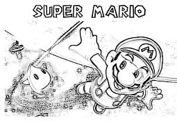 super mario bros coloring pages u2014 fitfru style super mario
