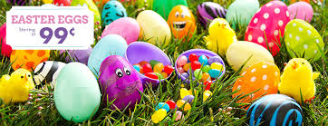 Large Plastic Easter Eggs Decorations by Plastic Easter Eggs Large Easter Eggs Party City