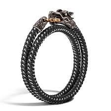 dragon wrap bracelet images John hardy legends naga dragon black nylon double wrap bracelet jpg