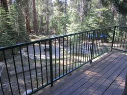 iron railings for decks wrought iron deck railing panels for