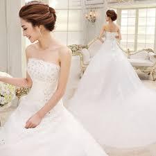 wedding dress korea qoo10 white wedding dresses formal lace dress korean gowns