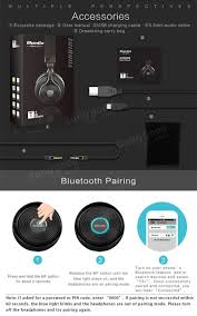 bluedio t3 plus sport bluetooth 4 1 stereo headphone headset