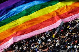Latin Country Flags The Americas Report The Most Positive Attitudes Toward Lgbt People