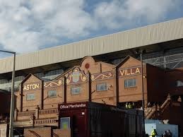 layout of villa park villa park birmingham football and material culture