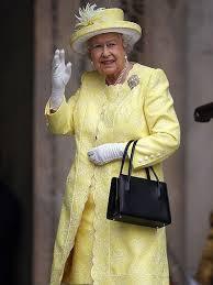 Wedding Gifts Queen Elizabeth Royal Fashion From Queen Elizabeth U0027s 90th Birthday Service