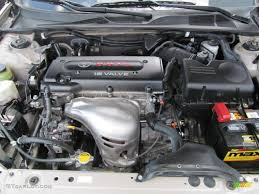 2005 toyota engine 2005 toyota camry le 2 4 liter dohc 16 valve vvt i 4 cylinder