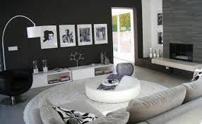 Black And White Living Room Decor Black Living Room Popideas Co