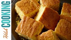 how to make cornbread southern cornbread recipe hilah cooking