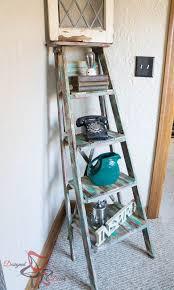 Diy Ladder Bookshelf 7 Best Examples Of Creative Diy Ladder Shelves