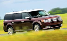 ford crossover suv 2009 ford flex limited awd road test reviews car and driver