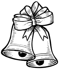 disney christmas bells kids coloring pages