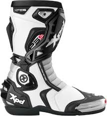 mens motorcycle racing boots 329 95 spidi sport mens xp5 s riding boots 218208