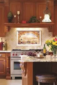 wall murals for kitchen stunning home design abstract painted