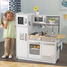 cuisine kidkraft blanche kidkraft uptown white kitchen 53335