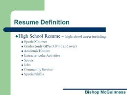 Resumed Meaning Definition Of Resume U2013 Template Design