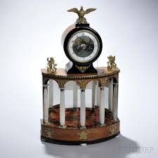 Mantel Clocks Search All Lots Skinner Auctioneers