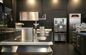 glamorous modern restaurant kitchen design small and together with