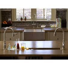 Kitchen Sink Displays 32 Inch Stainless Steel Undermount Single Bowl Kitchen Bar