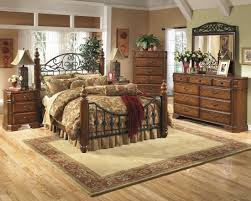ashley furniture wyatt poster bedroom set best priced quality