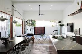 Home Renovation Design Free Old Terrace House Turned Into A Modern Family Residence