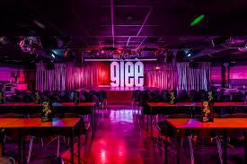 glee club birmingham nottingham cardiff oxford comedy music