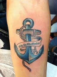 navy chief anchor tattoos