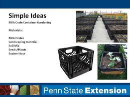 Soil Mix For Container Gardening - container vegetable gardening ppt video online download