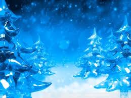 ice christmas trees hd desktop wallpaper high definition