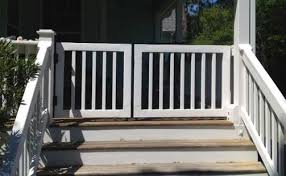 Decking Kits With Handrails Vinyl Deck Gate Kits 46
