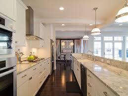 Galley Kitchen Layouts Ideas 10 Best Galley Kitchen Designs Ideas
