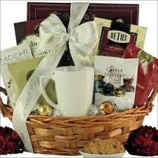 Coffee Gift Basket Warm Thanks Gourmet Coffee Gift Basket Egift Baskets