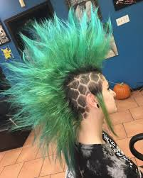 hairstyles for long hair punk 31 punk hairstyles like you ve never seen before