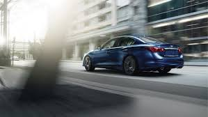 infiniti q50 blacked out 2017 infiniti q50 receives tech upgrades in paris