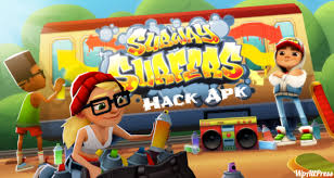 hacked subway surfers apk subway surfers 1 82 0 cracked apk hack unlimited coins