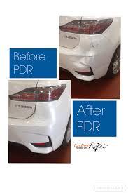 lexus service larchmont paintless dent repair benefits izzy dents repair service