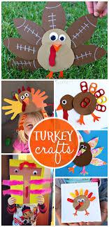 artistic turkey crafts for to create turkey craft