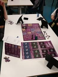 gone home board game u2014 emelie persson