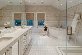 modern his and hers sinks bathroom contemporary with his hers