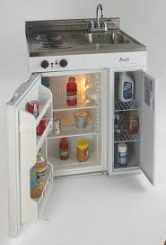 model ck30 2 30 in complete compact kitchen with refrigerator