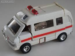 nissan vanette ironhide ratchet as a nissan sunny vanette coach sgl ambulance my