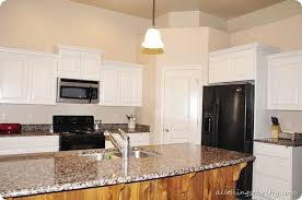 Painting Wooden Kitchen Cabinets Painting Wood Kitchen Cabinets