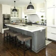 white dove kitchen cabinets grey kitchen island love the grey island white granite contrast to