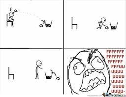 Paper Throwing Meme - throwing paper rage by shadowgunz21 meme center