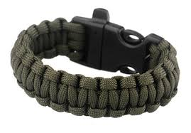 whistle buckle paracord bracelet images Outdoor camping paracord parachute cord emergency survival jpg