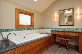 west seattle master bathroom bumi design seattle home
